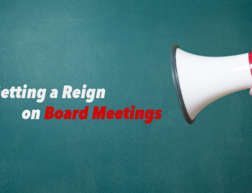 Chaos to Control: Getting the Reign on HOA Board Meetings