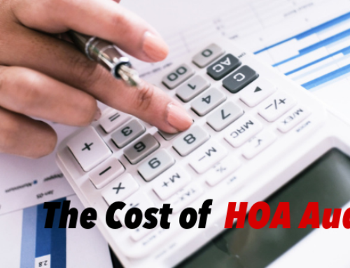 The Cost of HOA Audits