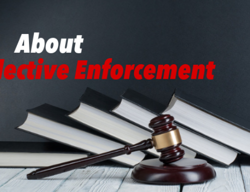 What is Selective Enforcement of Rules?