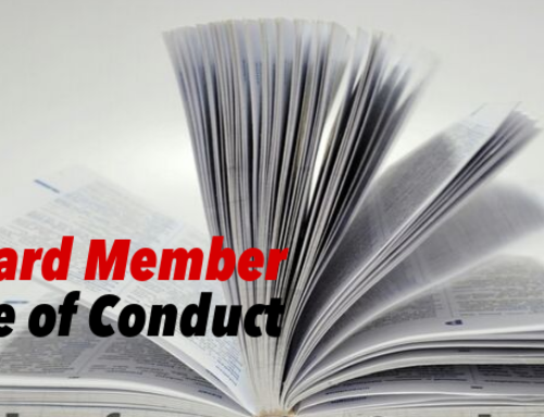 Code of Conduct for HOA Board Members